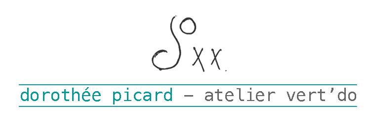 Dorothée Picard – Atelier vert'do